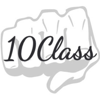 10 Group Class Punch Card
