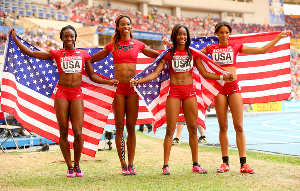 Alexandria+Anderson+14th+IAAF+World+Athl
