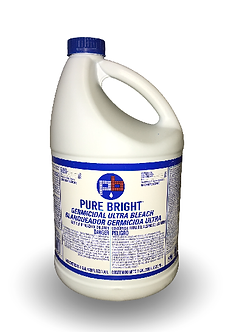 Pure Bright Liquid Bleach