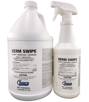 Germ Swipe Disinfectant Quart Bottle