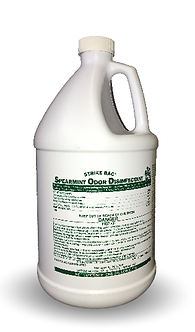 Strike Bac Spearmint Odor Disinfectant