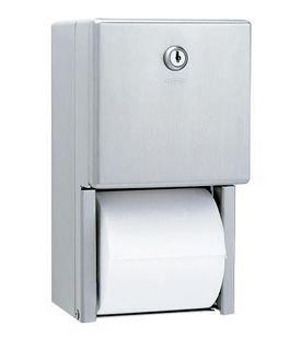 Surface-Mounted Multi-Roll Toilet Tissue Dispenser