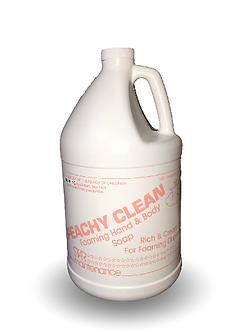 Peachy Clean Foaming Handsoap