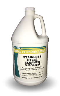 Flokem Stainless Steel Cleaner & Polish