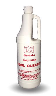Emulsion Bowl Cleaner 23%