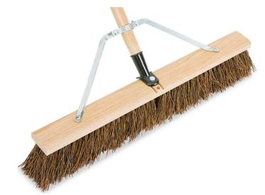 """24"""" Palmyra Push Broom"""