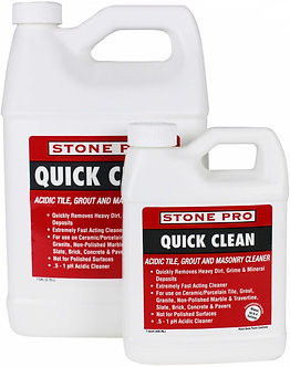 Quick Clean by Stone Pro