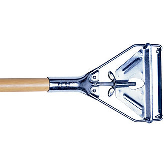 Wood/Metal Quick Change Mop Handle