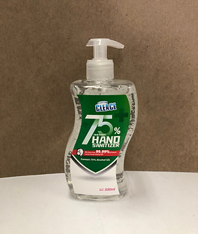 Cleace 75% Hand Sanitizer 500ml