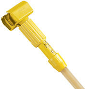 Wood/Plastic Jaws Mop Handle