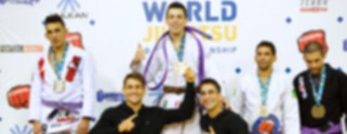 Rick Slomba World Champion