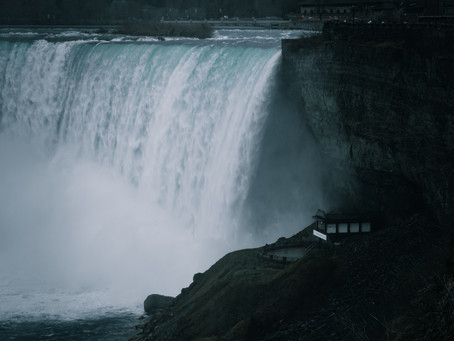 How to photograph waterfalls (Specifically the Niagara Falls)