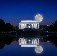 Mega moon in DC