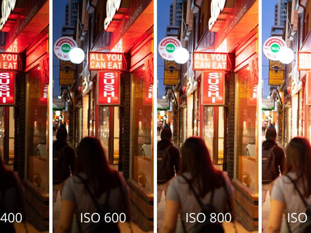 ISO For Dummies