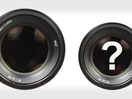 Buying your first prime lens