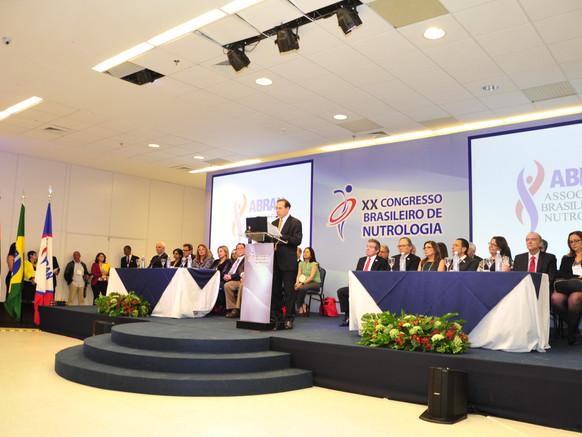 Associação Brasileira de Nutrologia