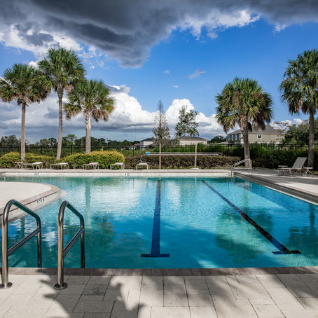 Community Pool Riverview, FL