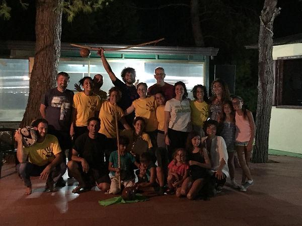 mare de mare camping due mari 2016