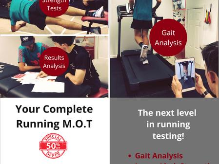 The Running M.O.T.