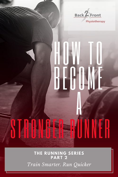 How To Become A Stronger Runner - Ebook Download