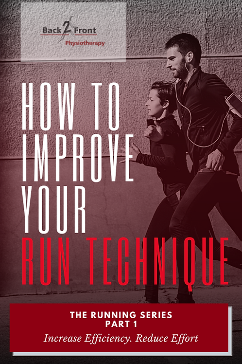 How To Improve Your Run Technique - Ebook Download