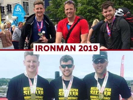 Two Weeks to Ironman Wales