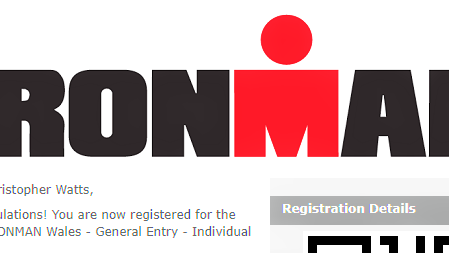 The Road to Becoming an Ironman