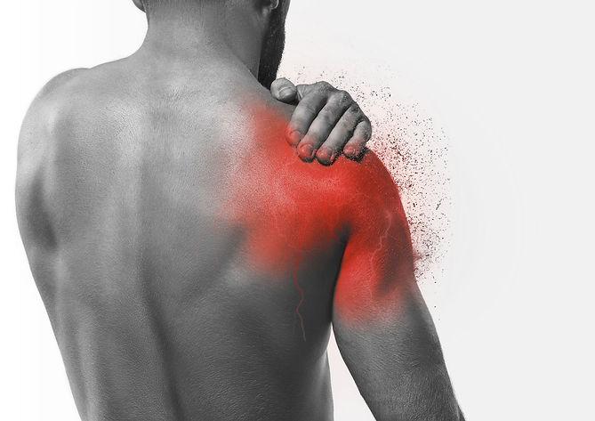 Shoulder pain expert physios