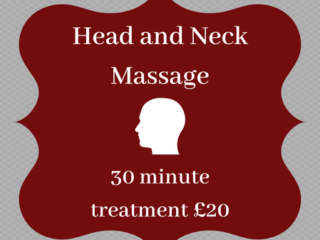 Head and Scalp Massage