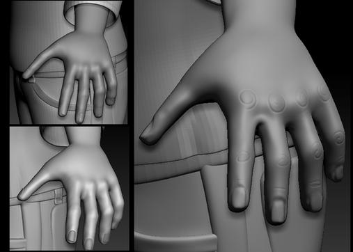 Hand Process