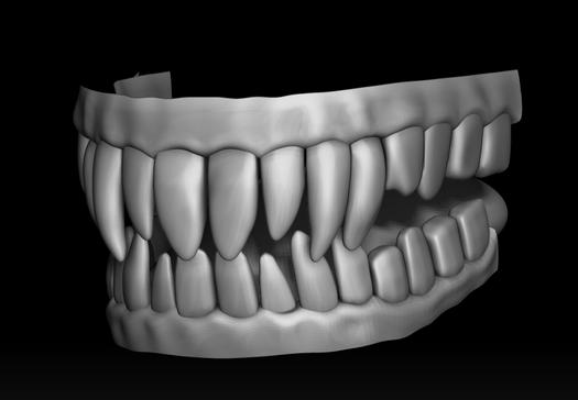 Teeth! Teeth! Teeth!