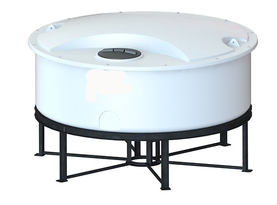 OPEN TOP TANK  WITH METAL STAND AND LID   JUST TANKS