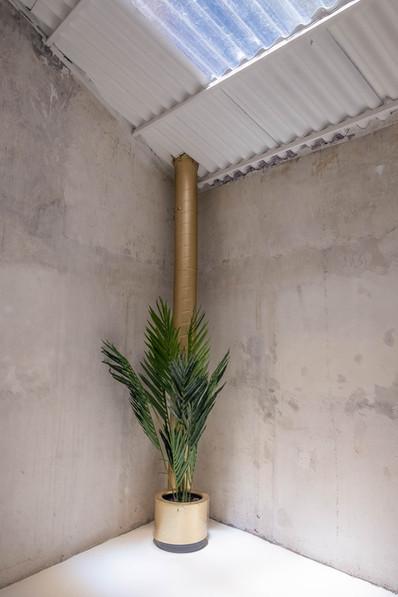 La columna dorada
