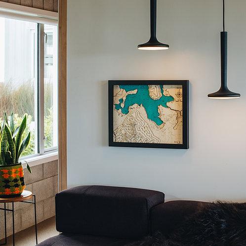 New Zealand South Island Medium Maps