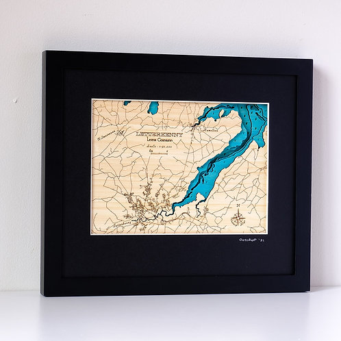 Letterkenny Small Map