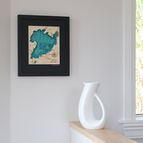 New Zealand North Island Small Maps