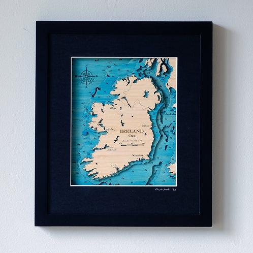 Ireland Small Map
