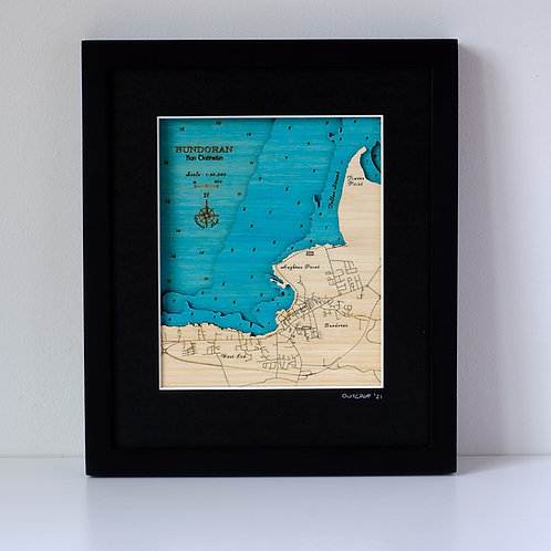 Bundoran Small Map