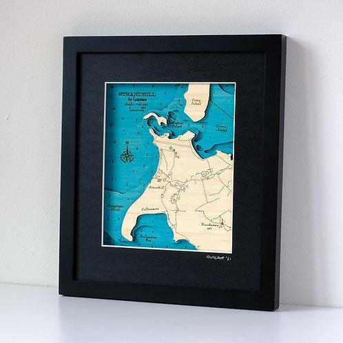 Strandhill Small Map