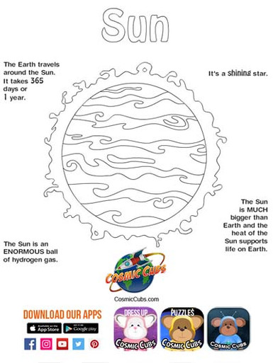 Sun - Solar System Coloring Page.jpg