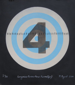 Longview Number Four, Kereru (Grey) Michele Bryant 2014 (2)