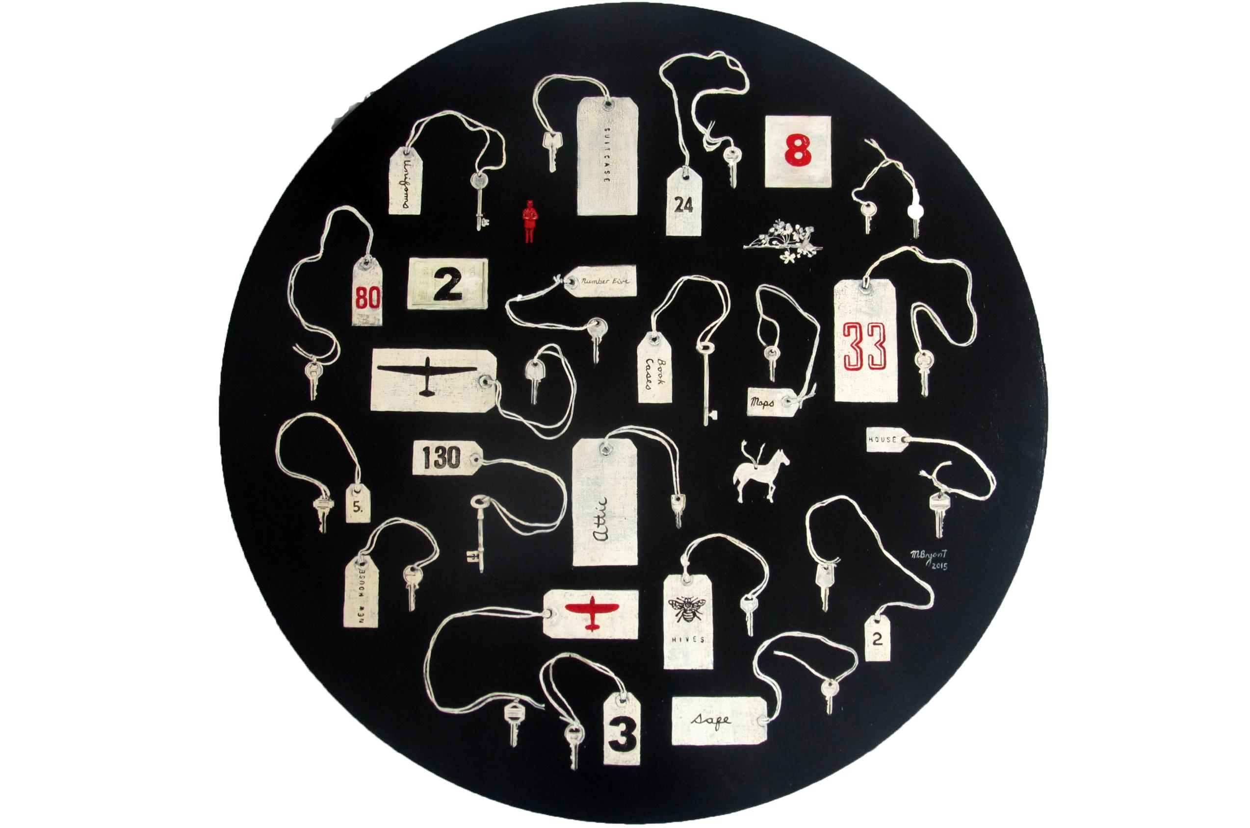 Keys Maraekakaho 2015