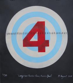 Longview Number Four, Kereru (Red) Michele Bryant 2014 (2)