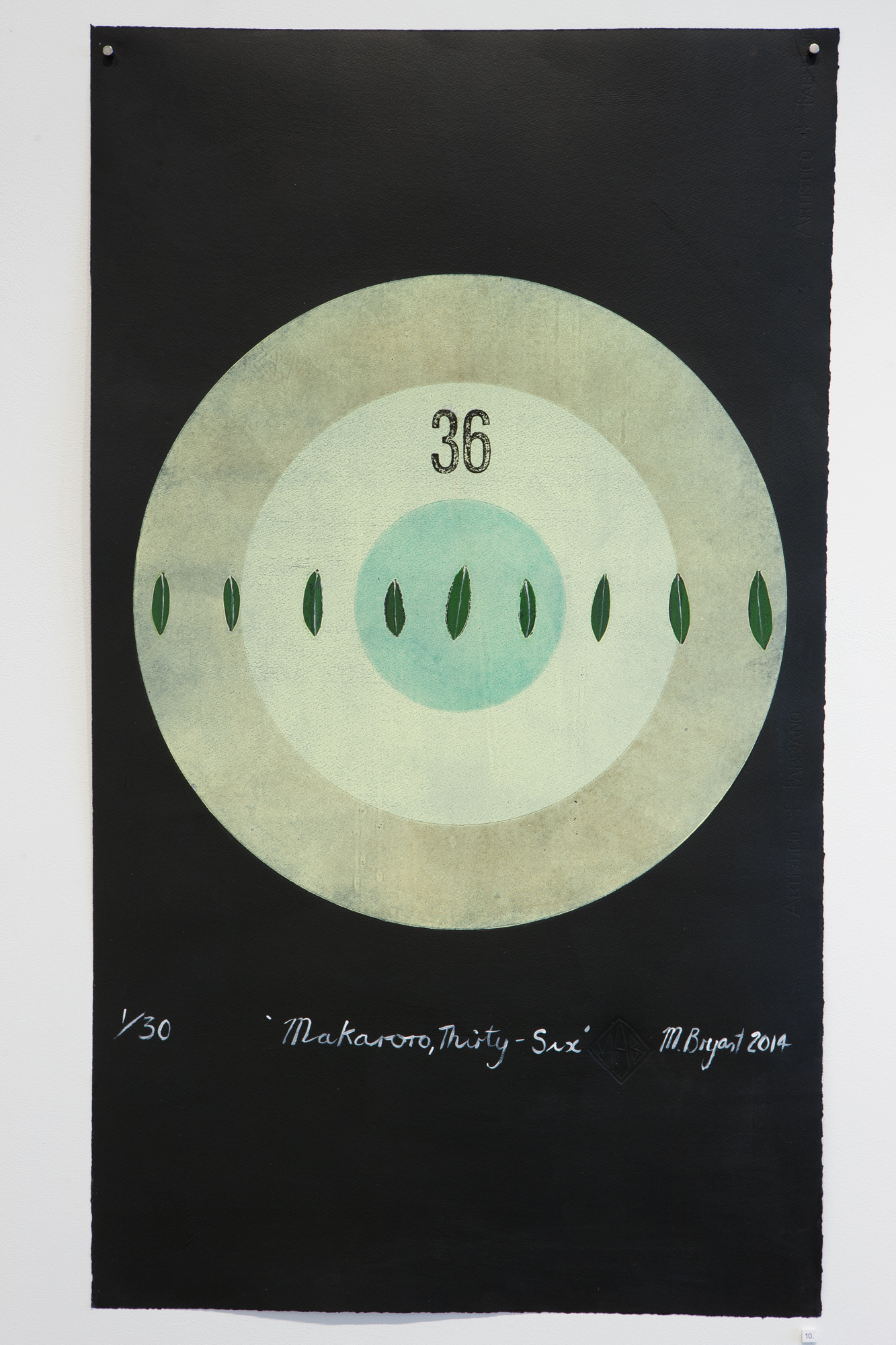 Makaroro, Thirty-Six Michele Bryant 2014