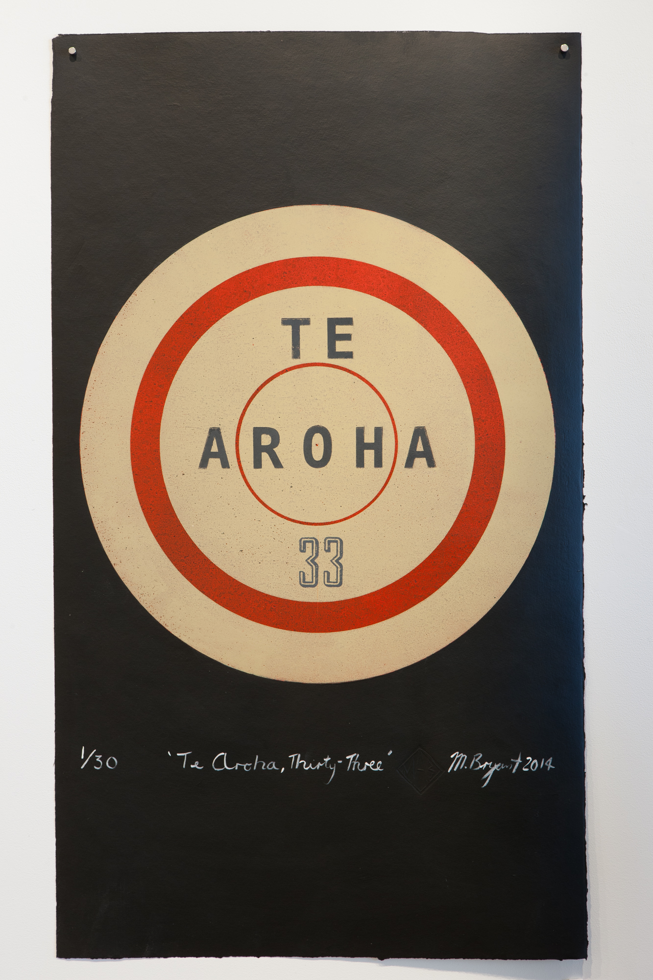 Te Aroha Thirty Three Michele Bryant 2014