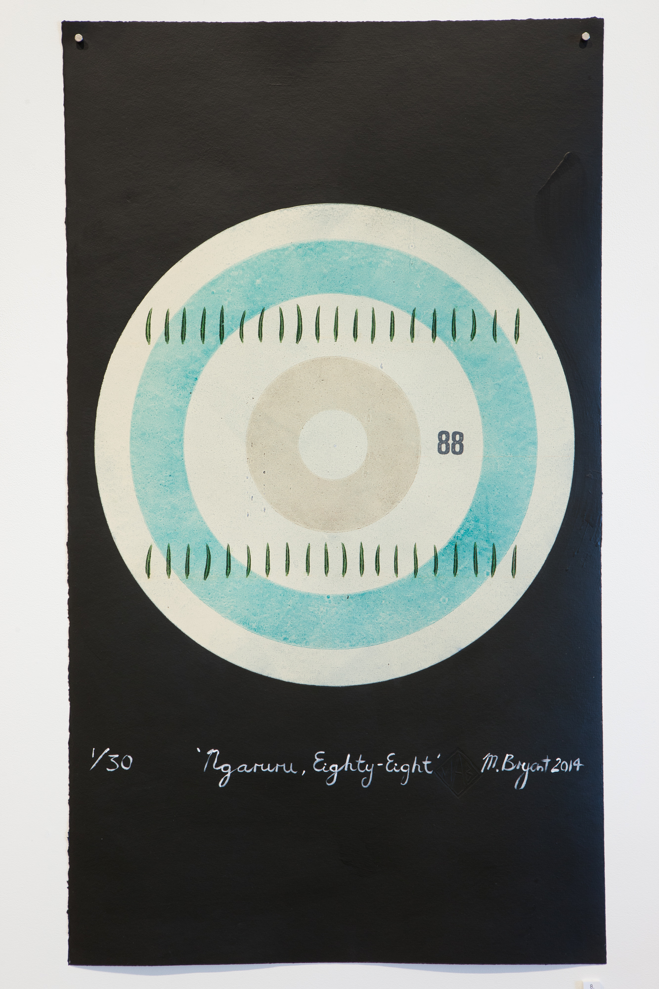 Ngaruru, Eighty-Eight Michele Bryant 2014