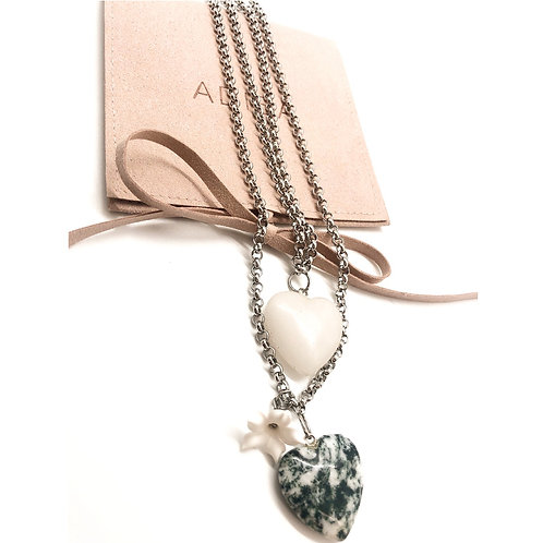 The Hearts Necklace