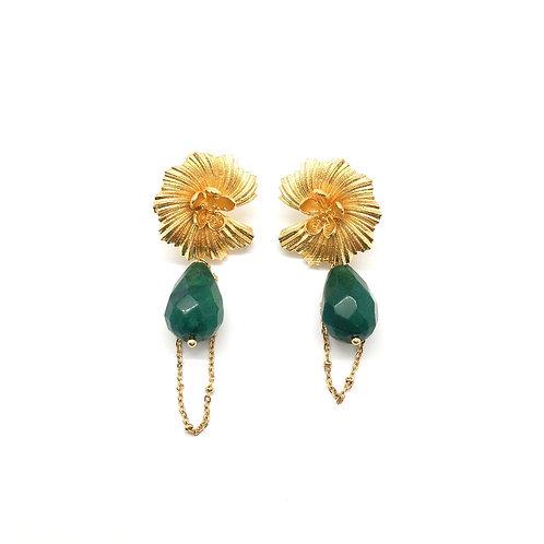 The Iris Earring