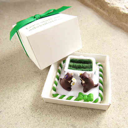 Otter double ring box