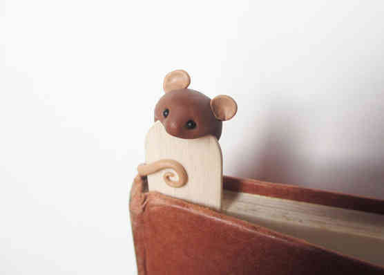 Mouse bookmark